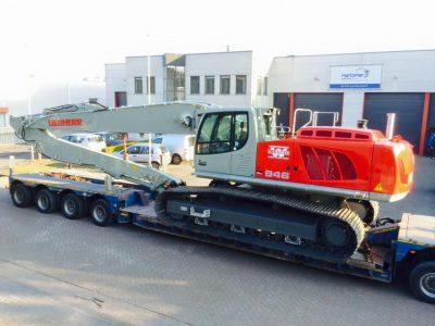 Nieuwe Liebherr 946
