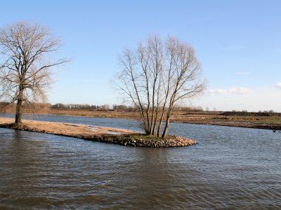 Nevengeul langs de Maas bij Oijen gereed