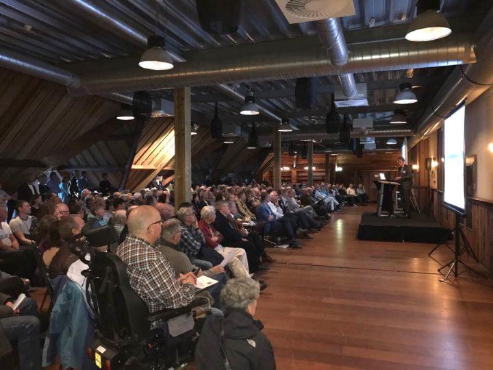 Ruim 300 bezoekers informatiebijeenkomst Nieuwe Driemanspolder