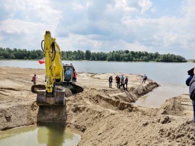 Mijlpaal voor de Millingerwaard, icoon van de Nederlandse riviernatuur