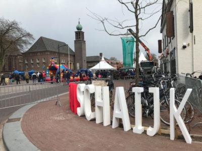 Schaijk trots op vernieuwde dorpshart