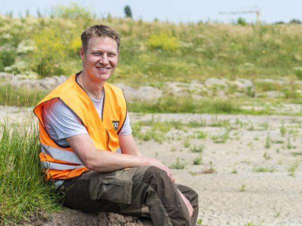 Vlog met ecoloog Paul Gortworst over zijn werk op N3MP