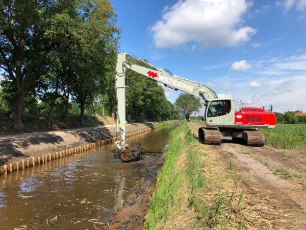 Werkzaamheden aan het Peelkanaal afgerond