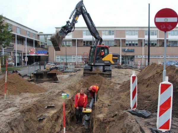 Werkzaamheden Centrumplan Zeeland gaan derde fase in