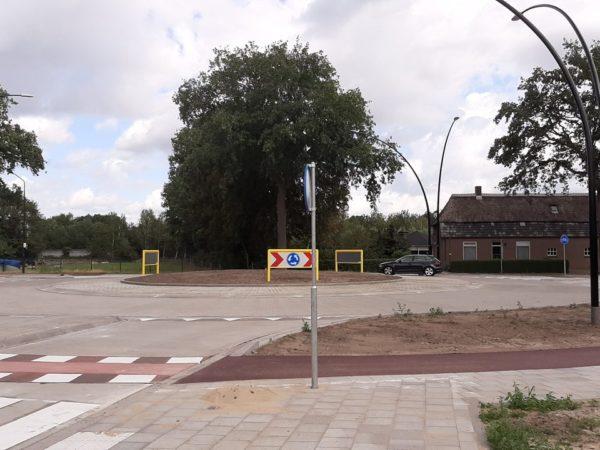 Graafsebaan in Heesch weer open